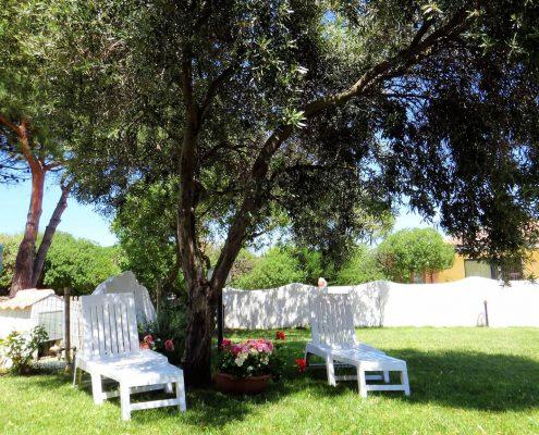 Kithouse, Kithotel, Camping, Kiten Sardinien